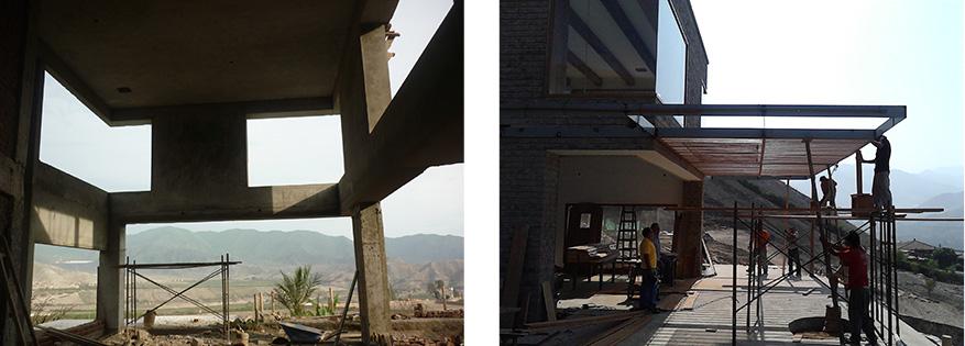 Construcción de Casa en Azpitia