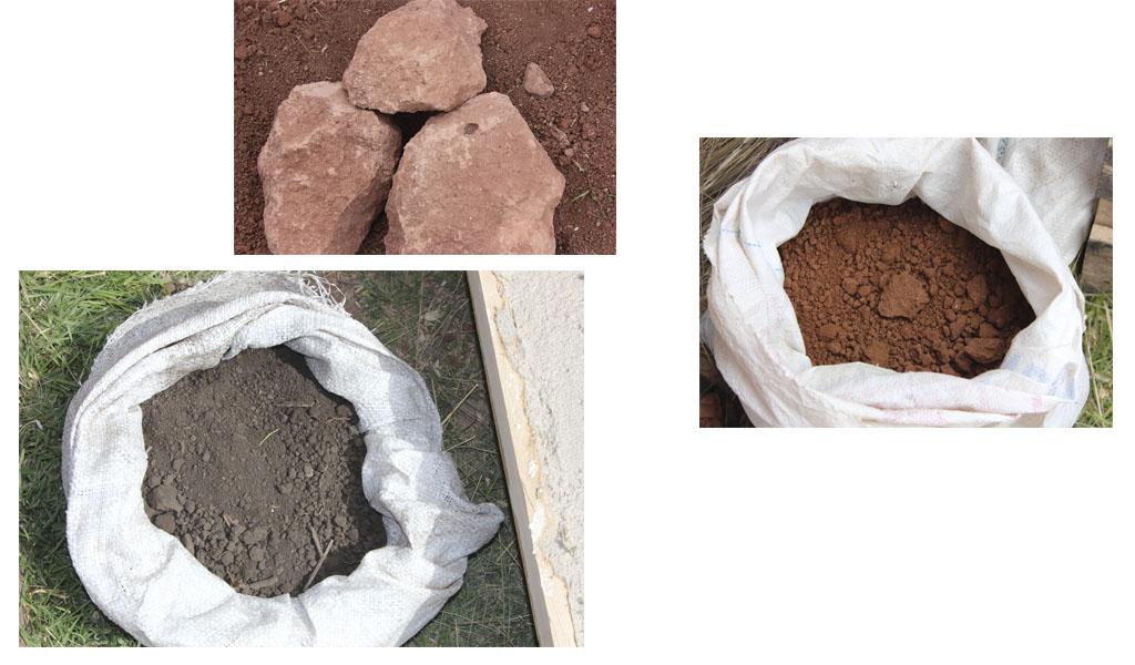 Materiales naturales para construcción de Mil Centro en Cusco