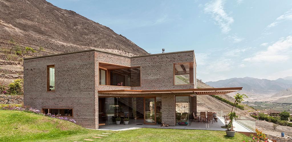 Vista paralela de Casa en Azpitia